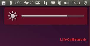 Brightness ubuntu