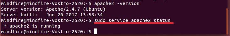 Basic easy steps install Apache PHP MySql and PhpMyAdmin Ubuntu