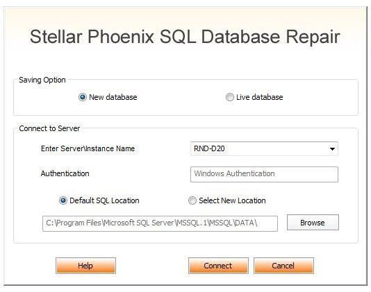 Product Review: Stellar Phoenix SQL Database Repair